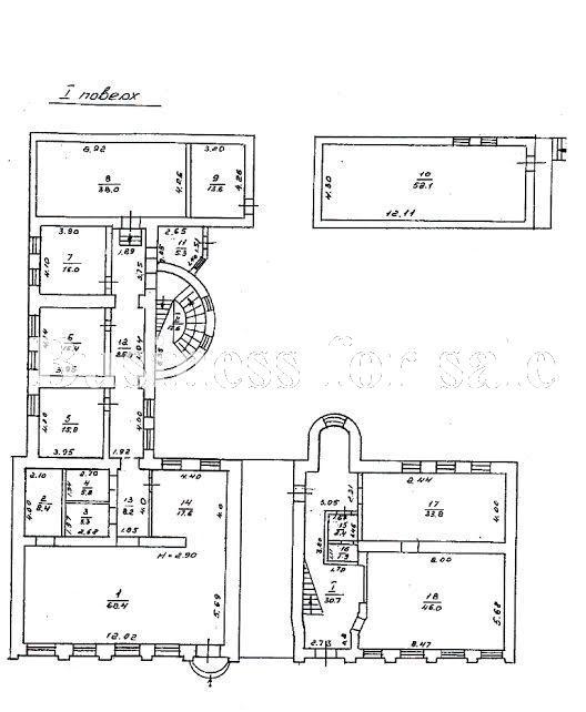 Продается Здание общего назначения на ул. Толстого Льва — 2 900 000 у.е. (фото №7)