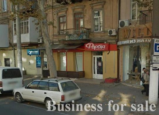 Продается Магазин на ул. Малая Арнаутская — 125 460 у.е.