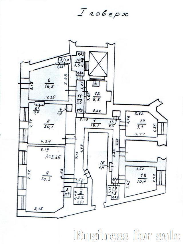 Продается Офис на ул. Новосельского — 165 000 у.е. (фото №12)