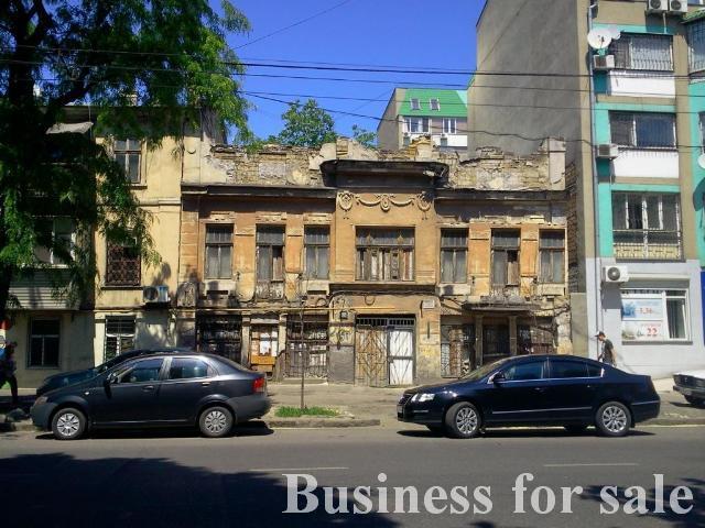 Продается Здание общего назначения на ул. Большая Арнаутская — 600 000 у.е.