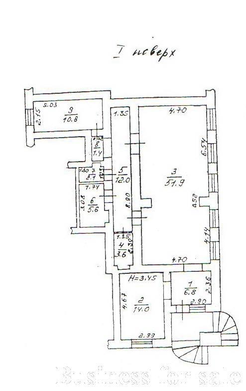 Продается Офис на ул. Лютеранский Пер. — 350 000 у.е. (фото №2)