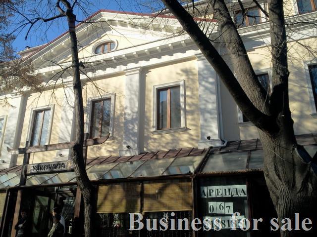 Продается Помещение на ул. Дерибасовская — 4 000 000 у.е.