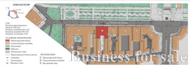 Продается Здание общего назначения на ул. Воронцовский Пер. — 4 500 000 у.е. (фото №5)
