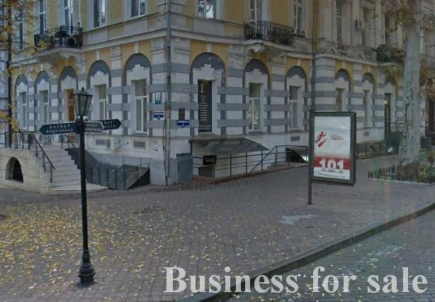 Продается Помещение на ул. Дерибасовская — 600 000 у.е.