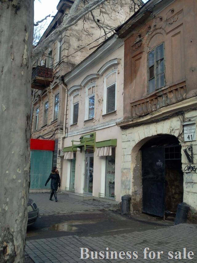 Продается Магазин на ул. Ришельевская — 300 000 у.е.