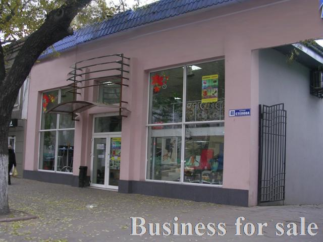 Продается Магазин на ул. Степовая — 470 000 у.е.
