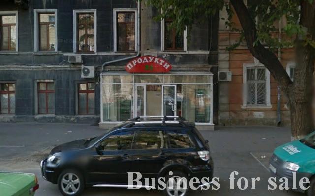 Продается Магазин на ул. Пастера — 140 000 у.е.