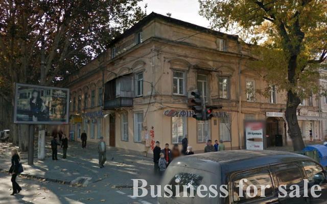 Продается Помещение на ул. Ришельевская — 500 000 у.е.