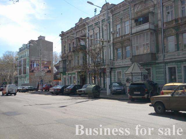 Продается Магазин на ул. Малая Арнаутская — 300 000 у.е.