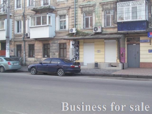 Продается Магазин на ул. Малая Арнаутская — 80 000 у.е.