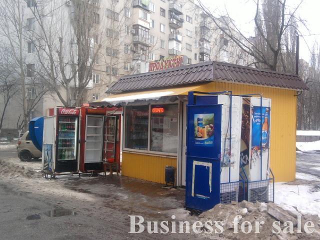 Продается Магазин на ул. Ильфа И Петрова — 9 000 у.е.