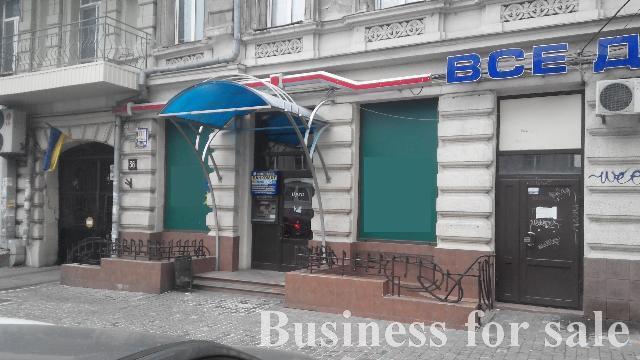 Продается Магазин на ул. Жуковского — 300 000 у.е.