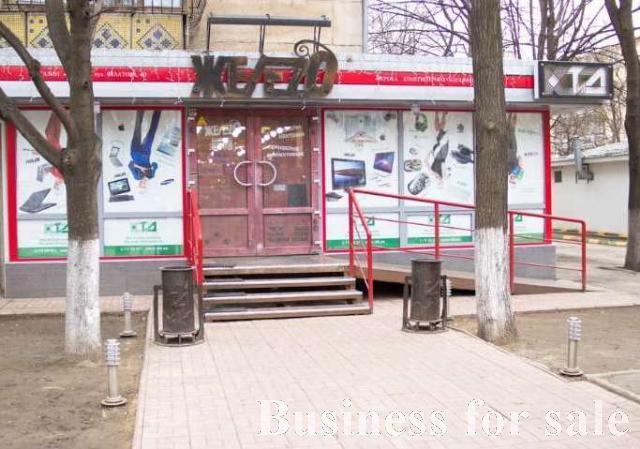 Продается Магазин на ул. Филатова Ак. — 280 000 у.е.
