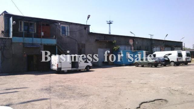 Продается Склад на ул. Бугаевская — 400 000 у.е.