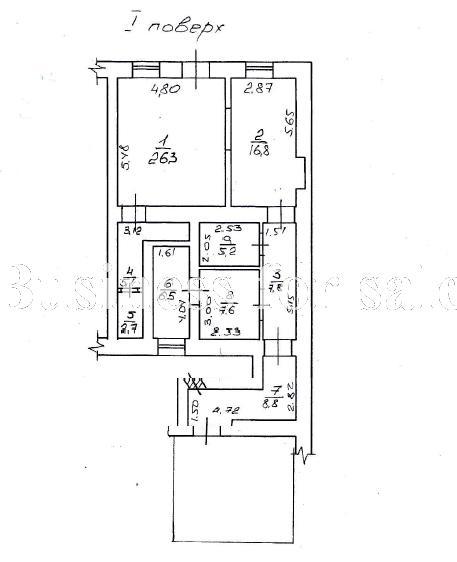 Продается Помещение на ул. Осипова — 180 000 у.е. (фото №5)