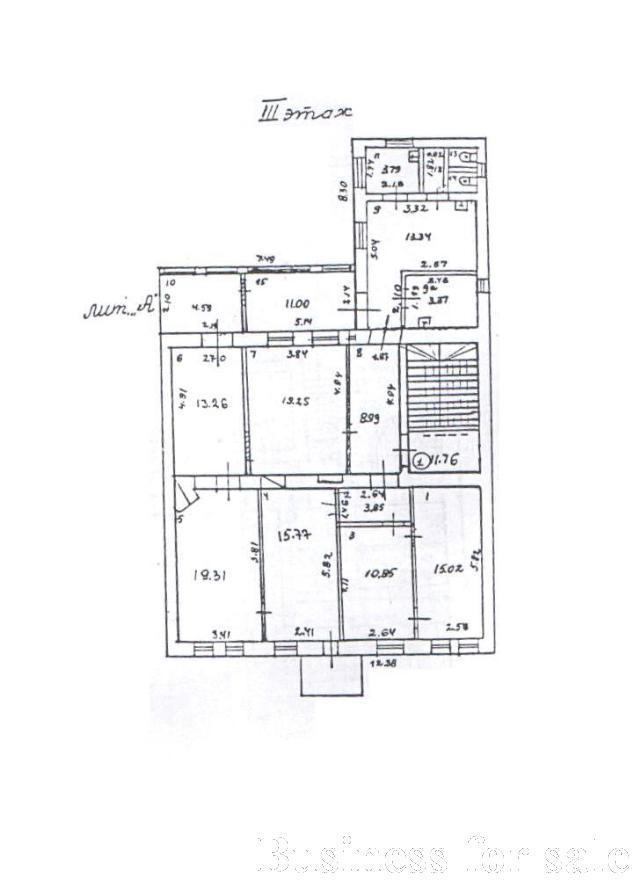 Продается Здание общего назначения на ул. Успенский Пер. — 500 000 у.е. (фото №8)