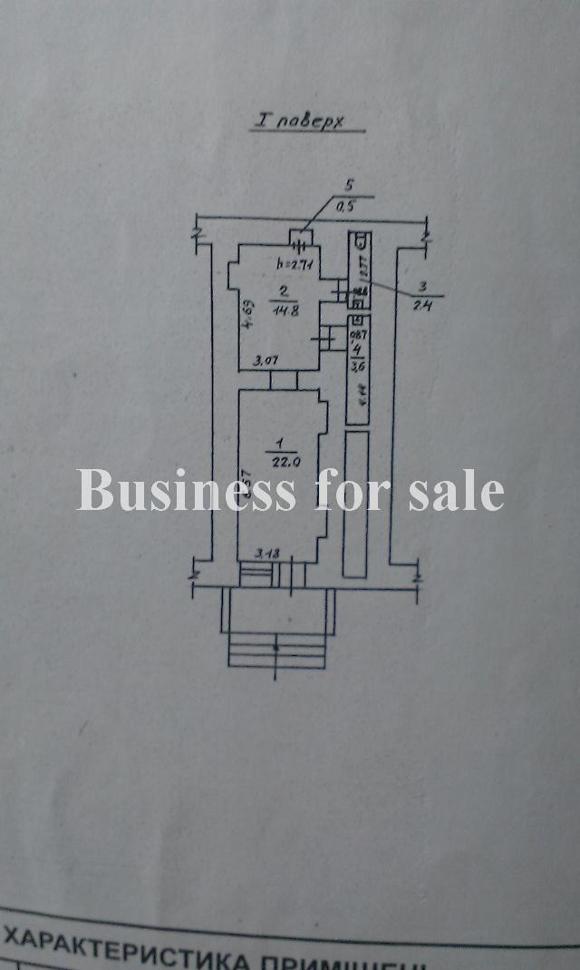 Продается Помещение на ул. Дерибасовская — 90 000 у.е. (фото №3)