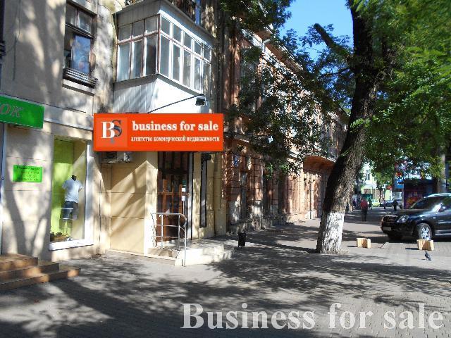 Продается Помещение на ул. Преображенская — 150 000 у.е.