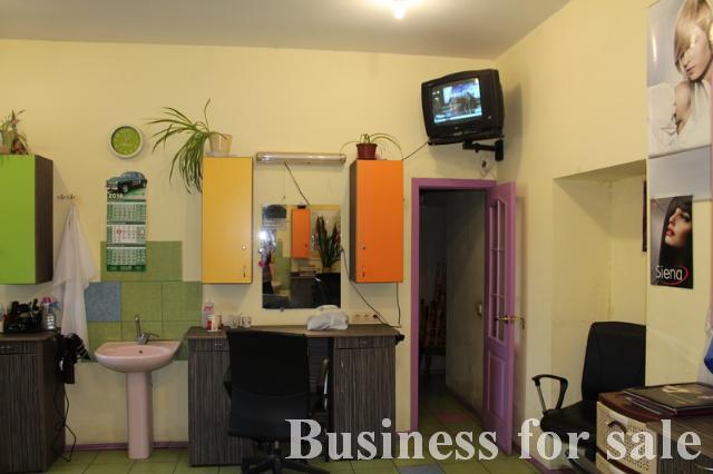 Продается Парикмахерская, салон красоты, СПА на ул. Черноморского Казачества — 60 000 у.е. (фото №2)