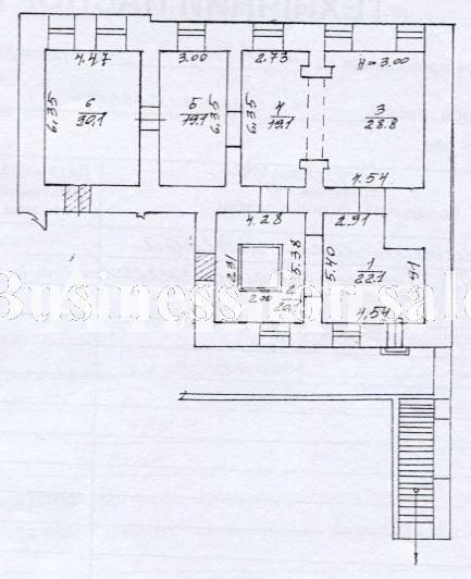 Продается Офис на ул. Пушкинская — 65 000 у.е. (фото №2)