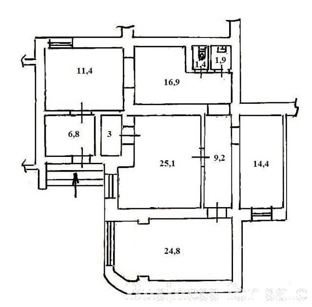 Продается Офис на ул. Посмитного — 90 000 у.е. (фото №3)