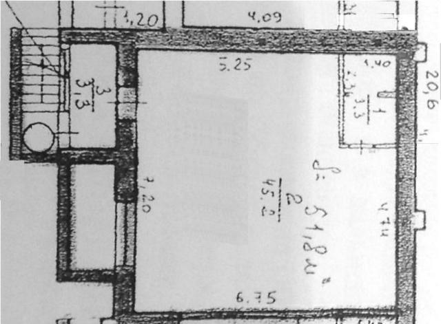 Продается Офис на ул. Дидрихсона — 33 500 у.е.