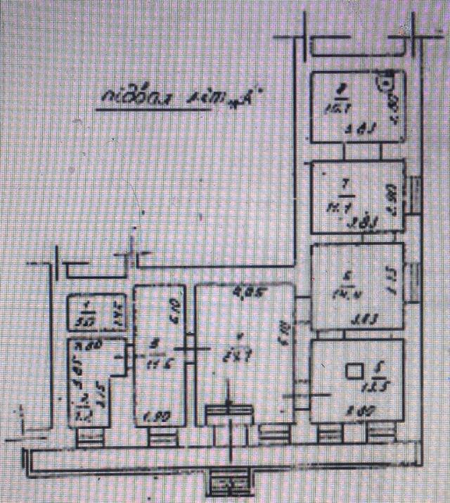 Продается Офис на ул. Княжеская — 74 000 у.е.