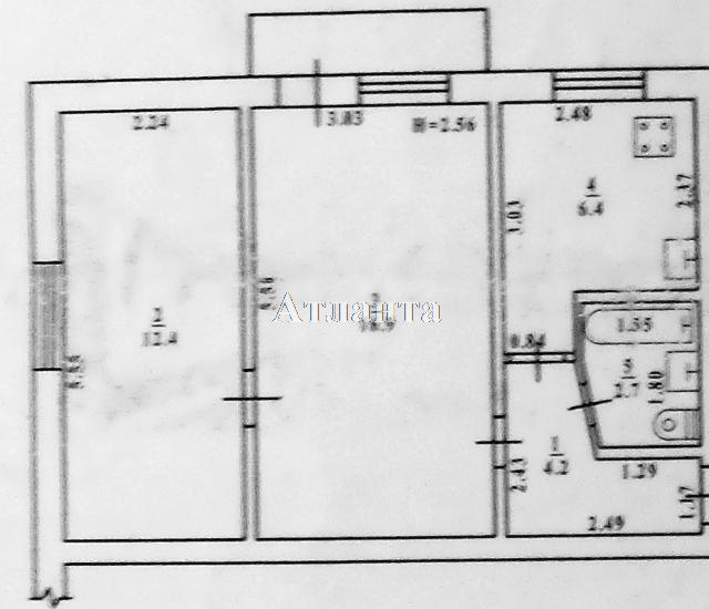 Продается Офис на ул. Космонавтов — 50 000 у.е.