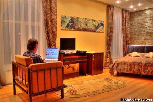 Продается Гостиница, отель на ул. Гайдара Бул. — 900 000 у.е.