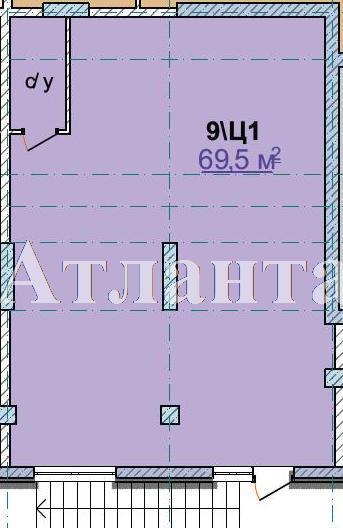 Продается Офис на ул. Левитана — 38 800 у.е.
