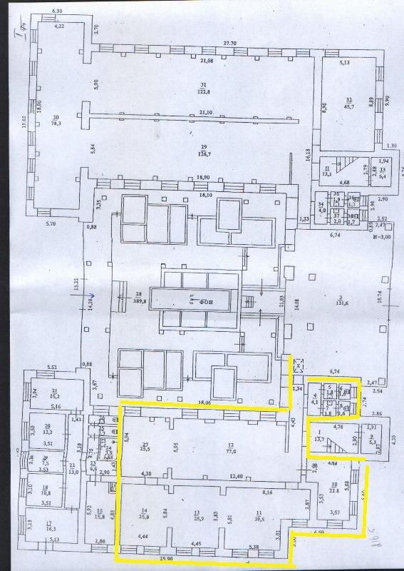 Сдается Офис на ул. Стуса Василя — 3 600 у.е./мес. (фото №8)