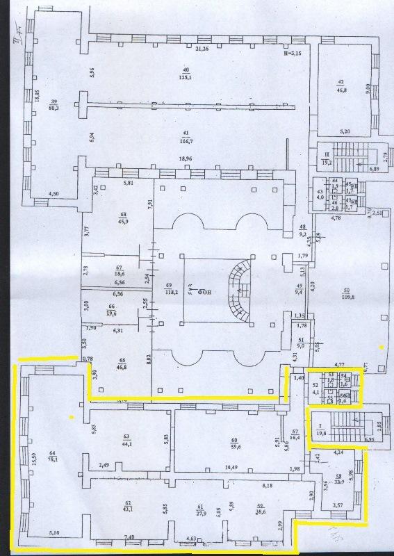 Сдается Офис на ул. Стуса Василя — 3 600 у.е./мес. (фото №9)
