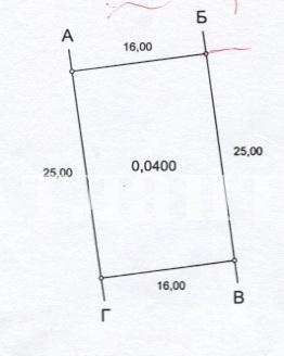 Продается Земельные угодия на ул. Проектируемая 1-Я — 60 000 у.е.