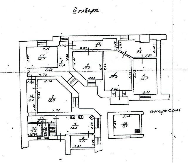 Продается 5-комнатная квартира на ул. Нежинская (Франца Меринга) — 135 000 у.е.