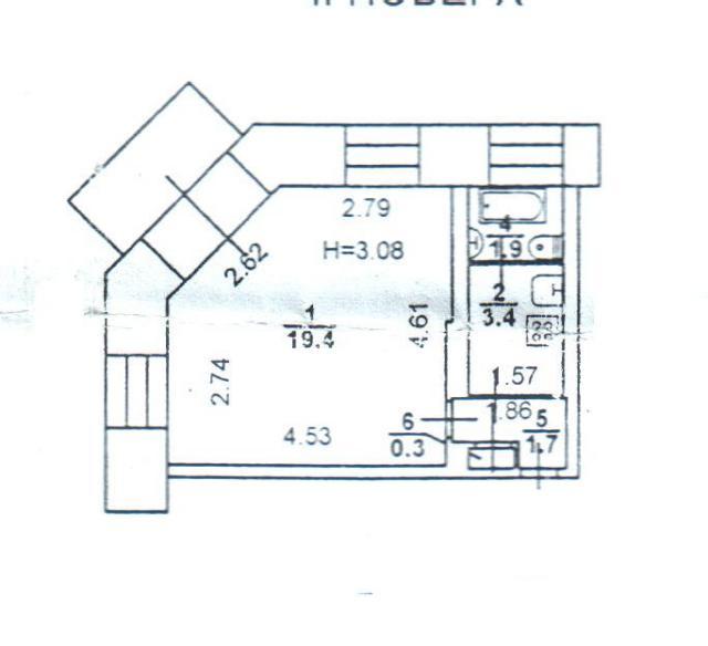 Продается 1-комнатная Квартира на ул. Малая Арнаутская (Воровского) — 32 000 у.е. (фото №6)