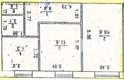 Продается 2-комнатная квартира на ул. Коралловая — 57 000 у.е. (фото №2)
