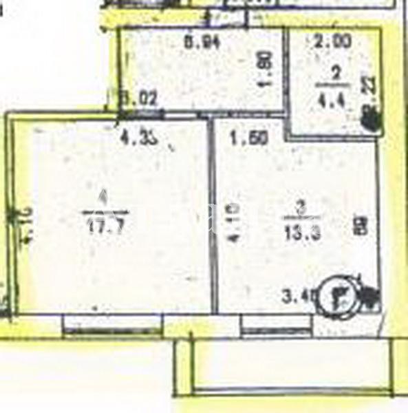 Продается 1-комнатная квартира на ул. Коралловая — 44 000 у.е. (фото №2)