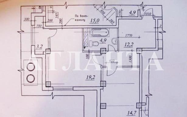 Продается 2-комнатная Квартира на ул. Бочарова Ген. — 29 200 у.е. (фото №3)
