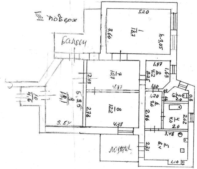 Продается 4-комнатная квартира на ул. Пироговская — 75 000 у.е. (фото №15)