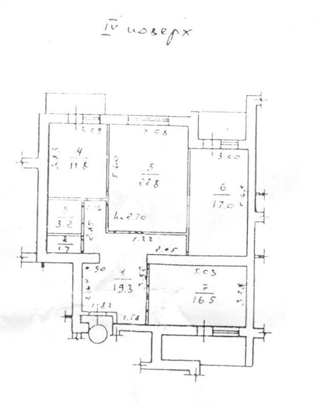 Продается 3-комнатная квартира на ул. Нищинского (Ворошилова) — 85 000 у.е.