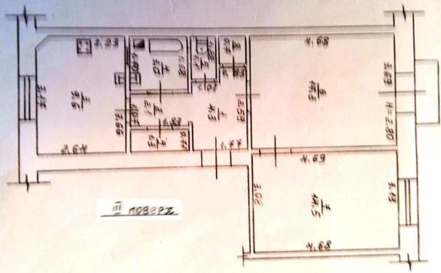 Продается Многоуровневая квартира на ул. Старопортофранковская (Комсомольская) — 65 000 у.е. (фото №8)