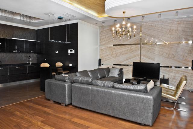 Сдается 2-комнатная квартира на ул. Гагаринское Плато — 0 у.е./сут. (фото №12)