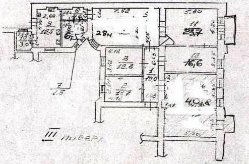 Продается Многоуровневая квартира на ул. Успенская (Чичерина) — 152 000 у.е. (фото №11)