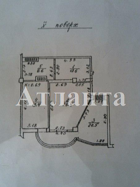 Продается 2-комнатная квартира на ул. Обсерваторный Пер. (Тон Дык Тхана Пер.) — 165 000 у.е. (фото №11)