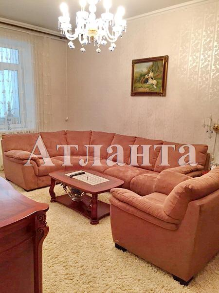 Продается 3-комнатная квартира на ул. Шевченко Пр. — 160 000 у.е.