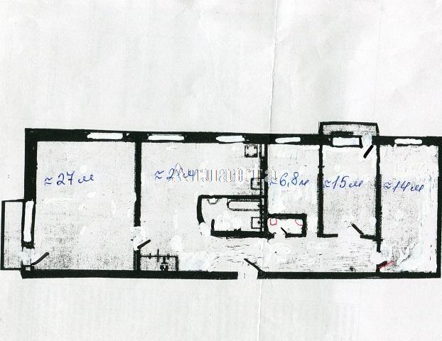 Продается 4-комнатная Квартира на ул. Филатова Ак. — 85 000 у.е. (фото №21)
