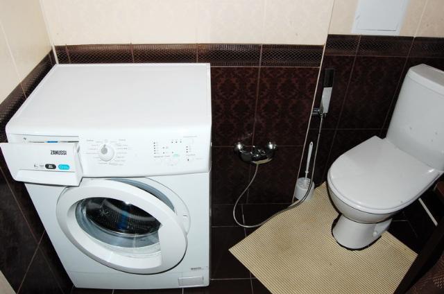 Сдается 1-комнатная квартира на ул. Гагаринское Плато — 60 у.е./сут. (фото №5)