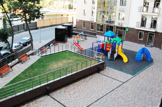 Сдается 1-комнатная квартира на ул. Гагаринское Плато — 60 у.е./сут. (фото №10)