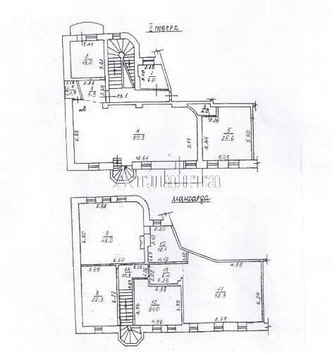 Продается 7-комнатная квартира на ул. Лидерсовский Бул. (Дзержинского Бул.) — 400 000 у.е. (фото №16)