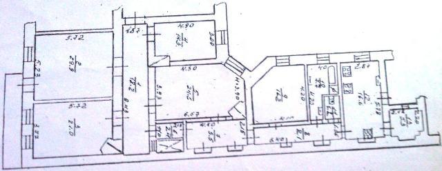 Продается коммунальная на ул. Канатная (Свердлова) — 18 000 у.е. (фото №4)